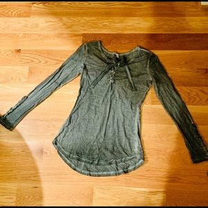 Tops - Boutique Tassled Tunic